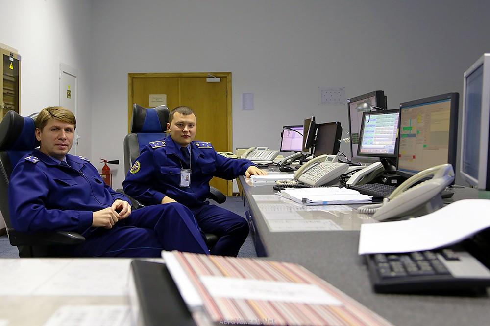 военные диспетчеры
