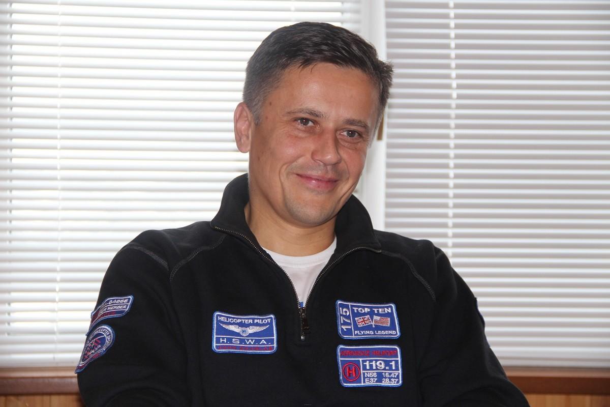 Александр Климчук -самый главный человек в Аэросоюзе